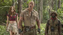 Dwayne Johnson anuncia que sequência de 'Jumanji' começa a ser preparada