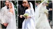 Celebrity wedding dresses 2018: From Meghan Markle to Rose Leslie