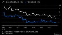 中國經濟11月份再度放緩 但投資回升跡象顯現