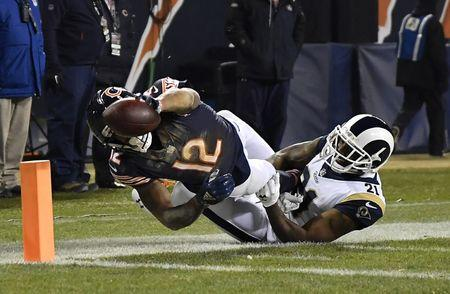 NFL roundup: Bears beat Rams, shake up playoff picture