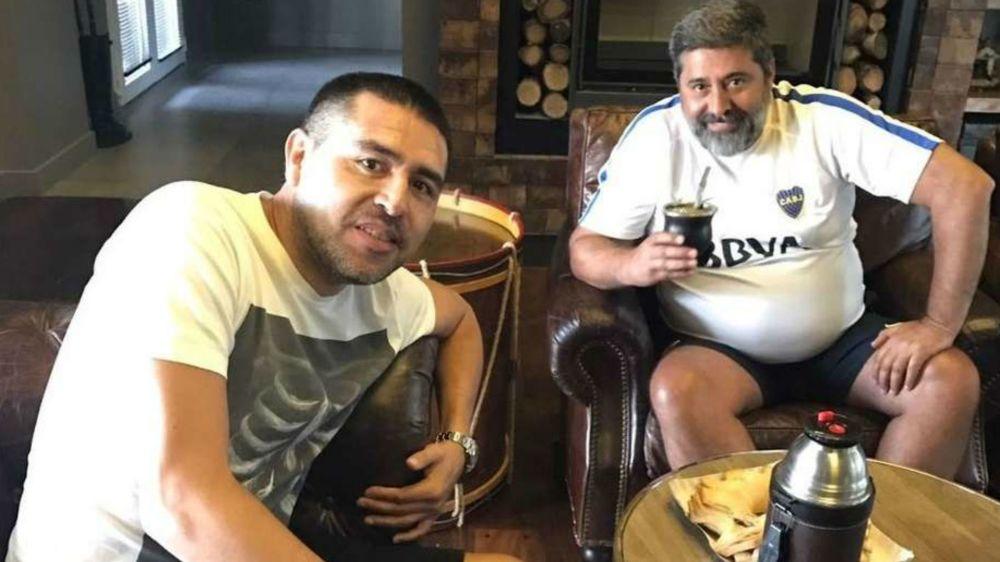 """Riquelme, ¿presidente de Boca?: """"Llevamos muchos años sin ganar la Libertadores"""""""