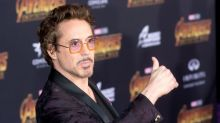 Robert Downey Jr. sparks 'Avengers' battle over who has the best 'stache