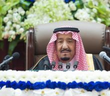 Saudi king's speech makes no mention of slain journalist