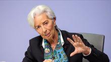 Lagarde asegura que el BCE examinará qué herramientas han funcionado mejor