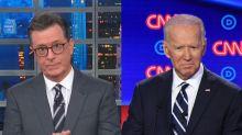 Biden catches a late-night beatdown following night two of the Democratic debate