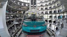 Volkswagen's top brands flag chip risk in months ahead