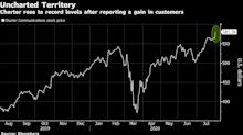Charter Soars After Surprising Growth in TV Subscribers
