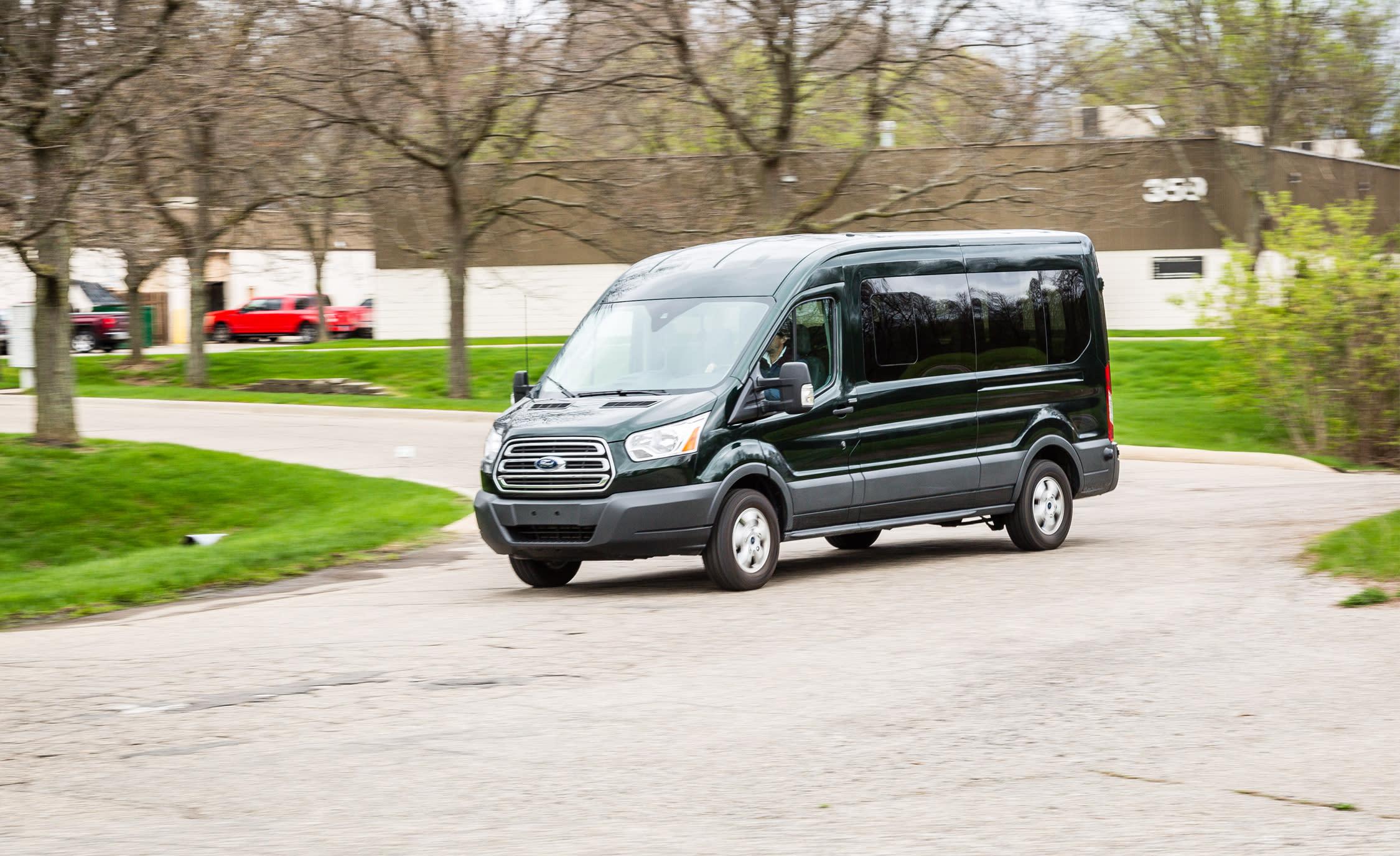 2017 Ford Transit 350 Passenger Wagon EcoBoost V 6