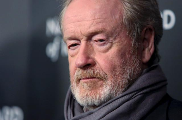 Filmmaker Ridley Scott is committing to VR in a big way