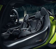 See the New 2019 McLaren 600LT Spider in Photos
