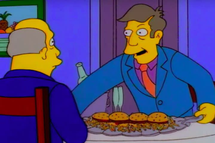 How steamed hams from 'The Simpsons' became the world's ...