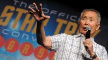 """George Takei regrets """"distasteful"""" Stern Show behaviour"""