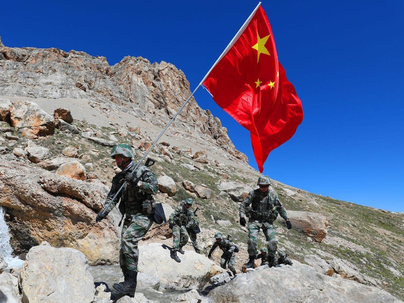 As the US scrambles out of Afghanistan, warnings grow about what China plans to do there - Yahoo News