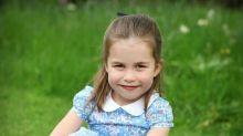 Charlotte cumple 4 años con estas fotos tomadas por Kate Middleton