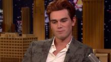 KJ Apa Shares the Sweetest Story About His 'Riverdale' Dad Luke Perry (Video)