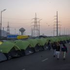 Indian farmers plan major road blockade outside Delhi to mark 100th day of protests