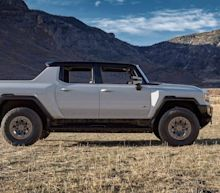 Reservations for GMC's $113,000 Hummer EV 'Edition 1' electric pickup sold out in 10 minutes
