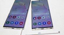 Samsung releases Galaxy Note 10, Galaxy Note 10+