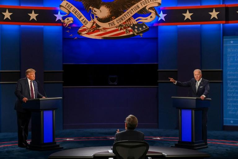 Organizers cancel Oct 15 US presidential debate