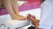 The Gross Reason You Should Never Shave Your Legs Before a Pedicure