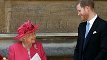Um, Did You Know That Prince Harry Needed Queen Elizabeth's Permission to Wear His Wedding Uniform?
