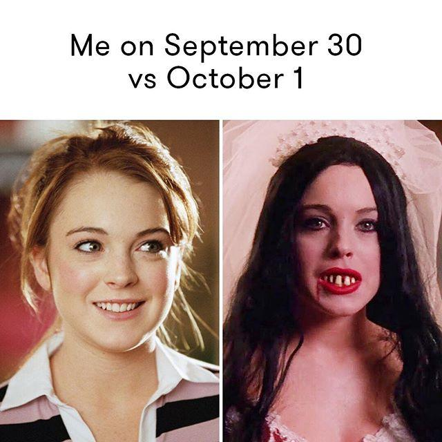 18 Halloween Memes That Are Anything But Candy Corny