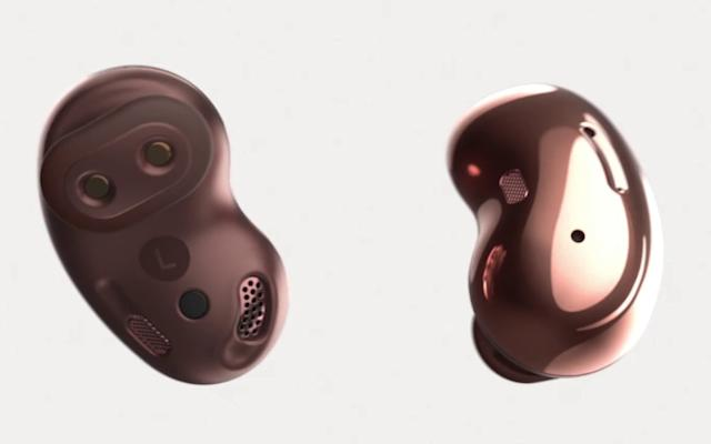 Samsung's Galaxy Buds Live may include active noise cancellation