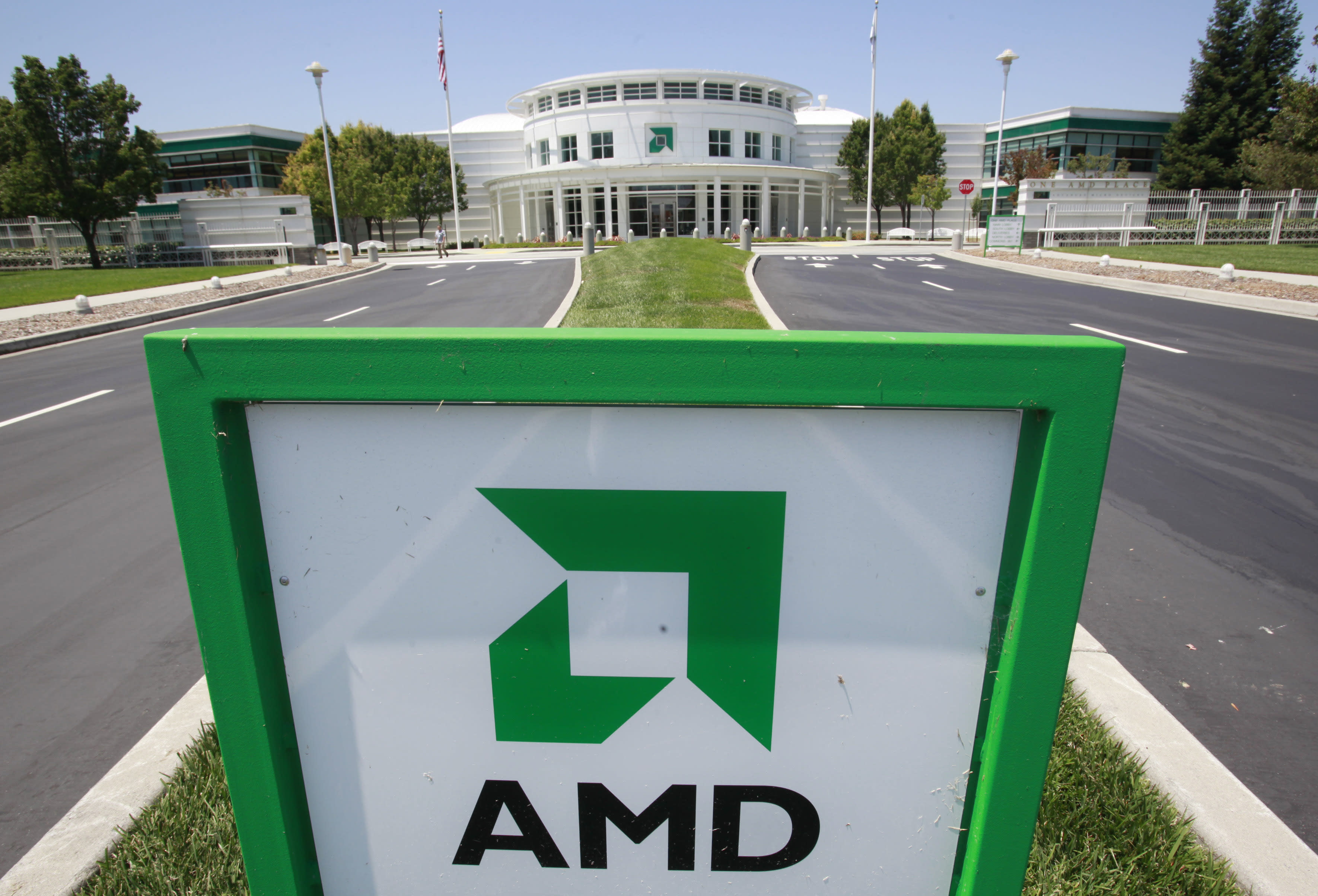 Amd Is Popping After Releasing Its Newest Low Power Chip