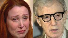 """Dylan Farrow revela cómo Woody Allen abusó de ella: """"Tocó mis partes íntimas"""""""