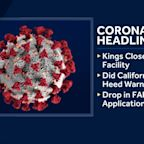 Coronavirus headlines: July 6, 2020