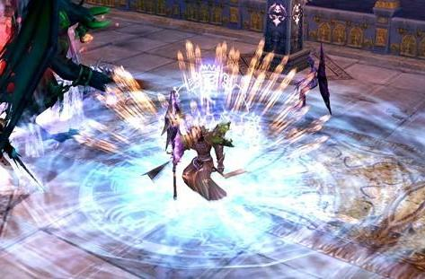 War of the Immortals expansion adds new class, 540-player PvP arenas