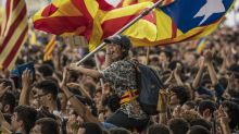 Tensions rising in Spanish Catalonia ahead of vote on secession