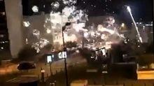 Champigny-sur-Marne: un commissariat attaqué aux mortiers d'artifice