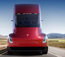 The highway to hell became more eco-friendly thanks to Tesla