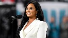 Demi Lovato just got engaged to Max Ehrich
