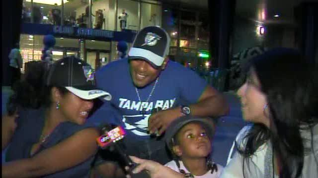 Fans thrilled after Lightning force game 7