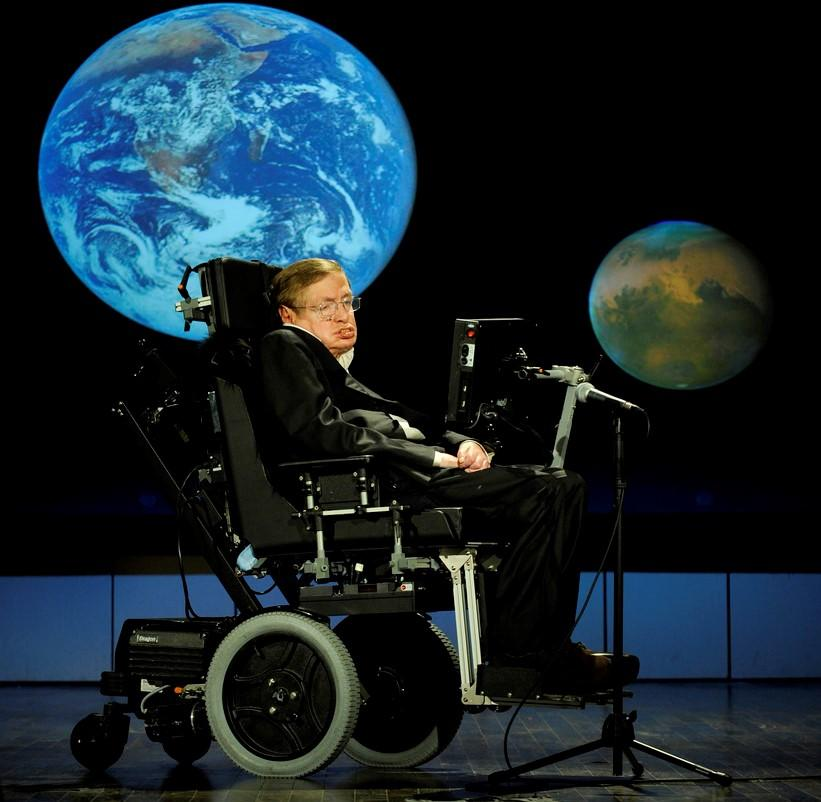 the life and works of stephen hawking I've spent a lot of time, over the course of my life  thanks, dr hawking, for your amazing life and work quotations from stephen hawking:.