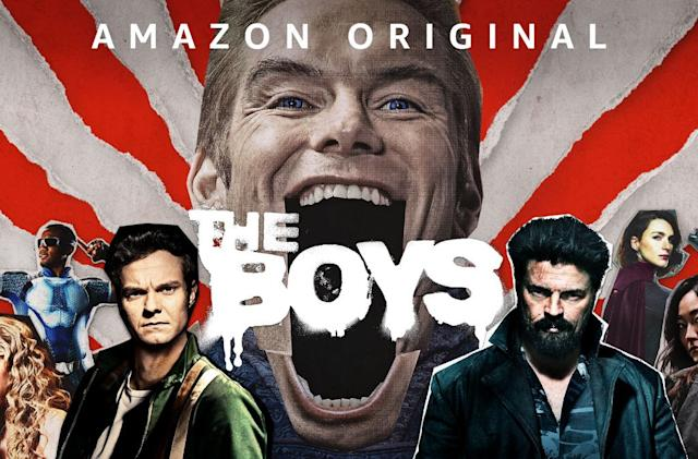 Amazon released 'The Boys' season two finale a few hours early