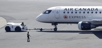 Airline reviewing how crew left passenger on plane