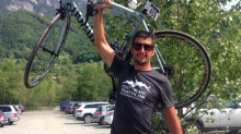 British restaurant owner 'shot dead by hunters' while biking in the French Alps