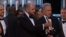 Oscars 2017: La La Land producer Jordan Horowitz hailed 'a gentleman' for 'graceful' Moonlight handover in Best Picture mix-up