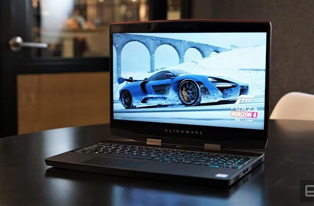 Get $750 off Dell's loaded Alienware m15 gaming laptop