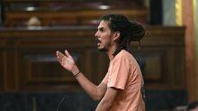 La Fiscalía pide 6 meses de cárcel e inhabilitación para Alberto Rodríguez (Podemos)