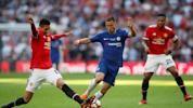 Hazard leads Chelsea to FA Cup title