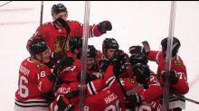 Blackhawks, Predators battle in Central Division encore
