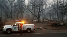 PG&E shares surge 40 percent on report regulator wants to avoid bankruptcy from wildfire
