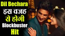 Sushant's Dil Bechara may become his Biggest hit ever for this reason