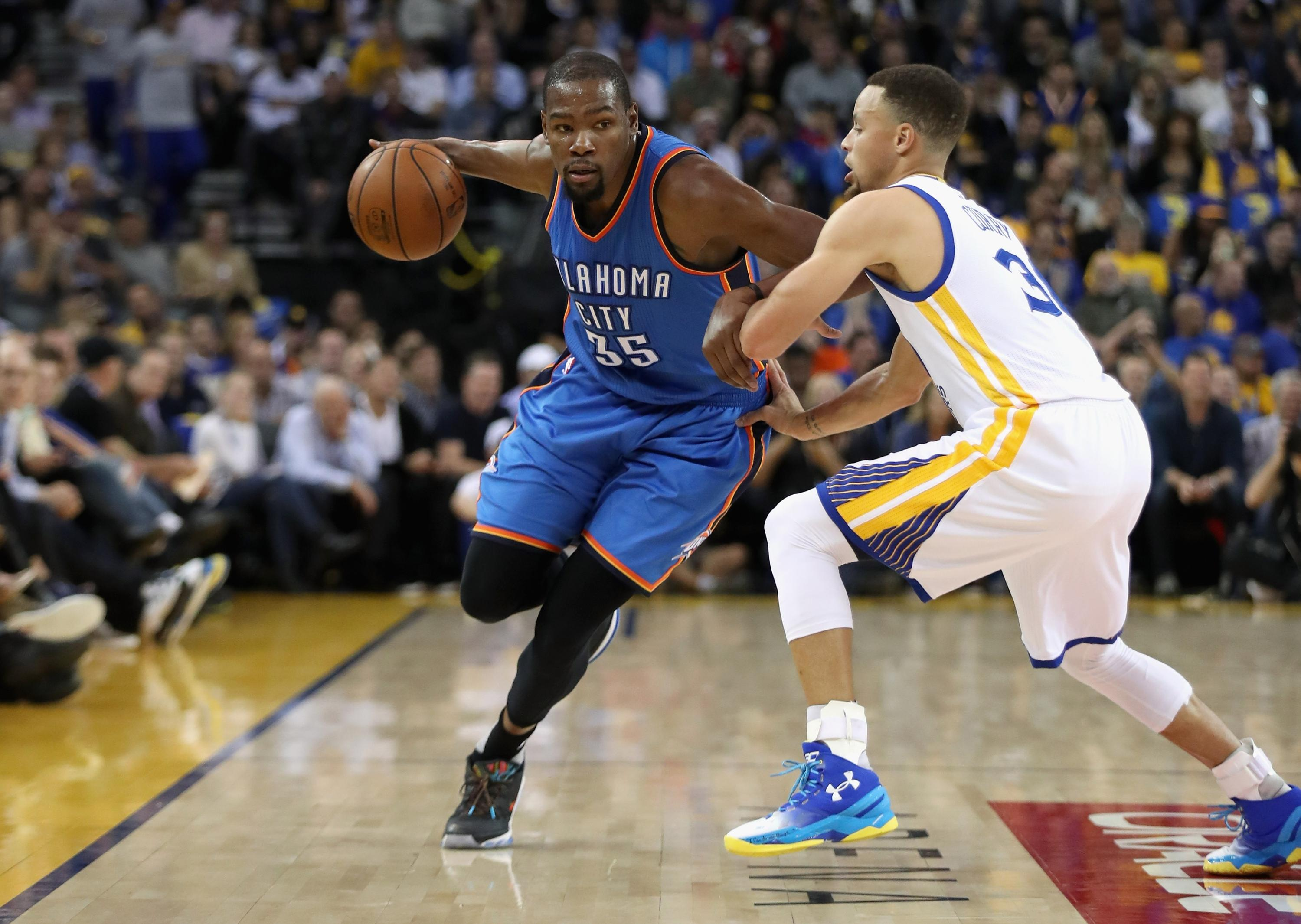 dec02832af0 BDL s NBA 2015-16 Playoff Previews  Warriors vs. Thunder