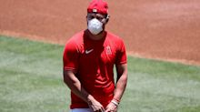As Mike Trout decision looms, Angels commit to wearing masks and avoiding crowds