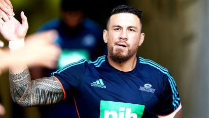 Sonny Bill's selfless act amid Christchurch horror